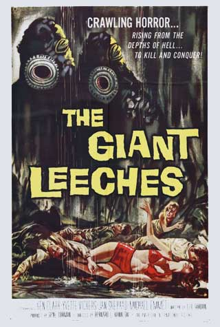 [Attack Of The Giant Leeches (1959)]