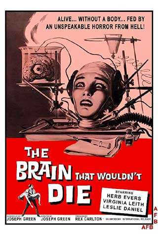 [The Brain That Wouldn't Die (1962)]