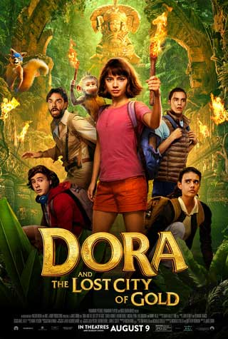 [Dora And The Lost City Of Gold]