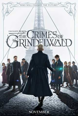 [Fantastic Beasts: The Crimes Of Grindelwald]