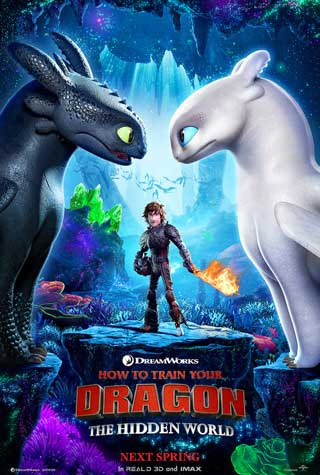 [How To Train Your Dragon: The Hidden World]
