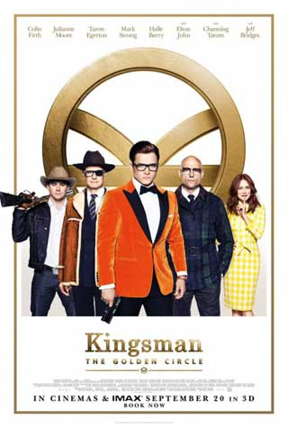 [Kingsman: The Golden Circle]