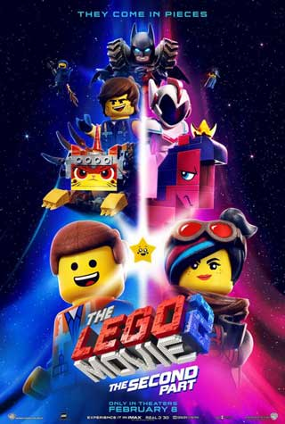 [The Lego Movie 2: The Second Part]