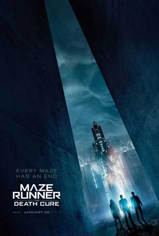 [Maze Runner: The Death Cure]