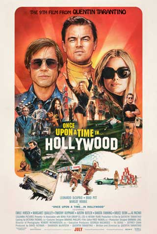 [Once Upon A Time In Hollywood]