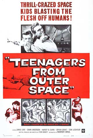[Teenagers From Outer Space (1959)]